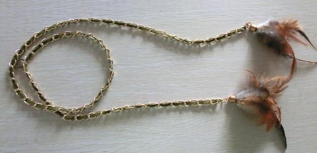 Female Chain Belt