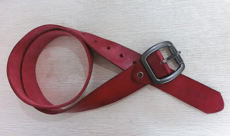 Female Leather Belt